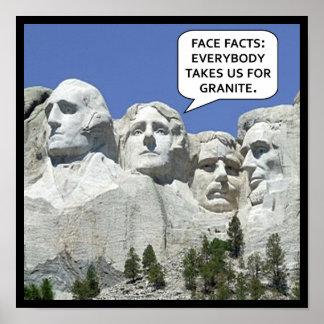 Poster Day Humor du Président
