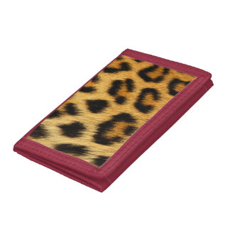 Poster de animal de peau de léopard