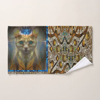 Poster de animal royal de chat