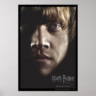 Poster De mort sanctifie - Ron