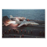 Poster Décollage F-14
