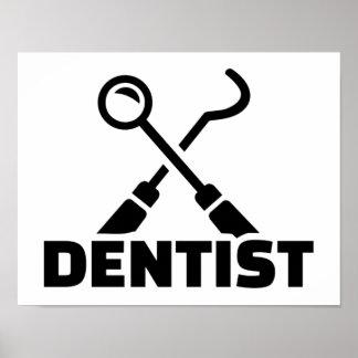 Poster Dentiste