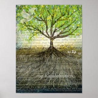 Poster Des racines plus profondes