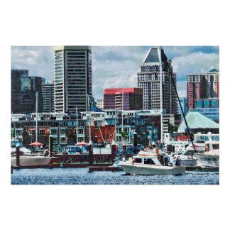 Poster DM de Baltimore - Horizon de Baltimore chez