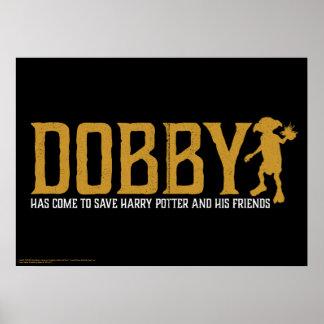 Poster Économies Harry Potter de ratière de Harry Potter