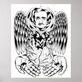 Poster Edgar Allan Poe