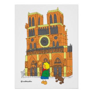 Poster Edu à Paris