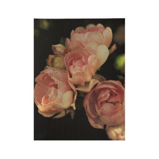 Poster En Bois Roses