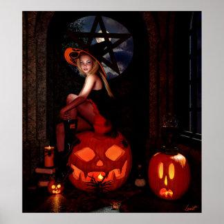 Poster Épousez la sorcière