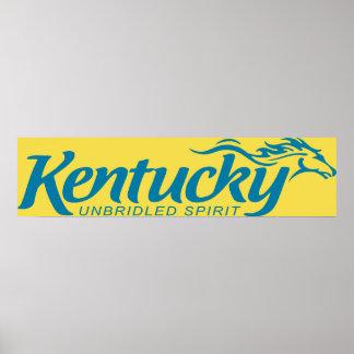 Poster Esprit déchainé du Kentucky