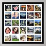 Poster Faites votre propre style de galerie de photos