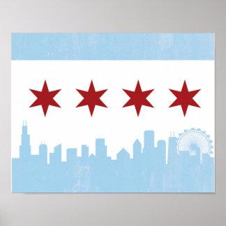 Poster Fierté de Chicago !