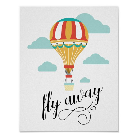 Poster Fly Away