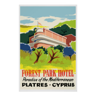 Poster Forest Park Hotel (Platres - Cyprus)