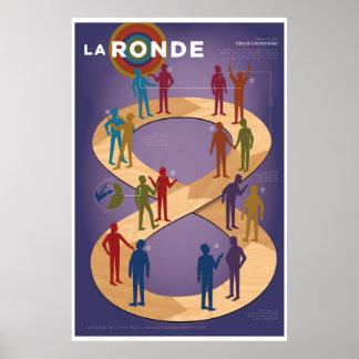 Poster Forme d'Improv : La Ronde