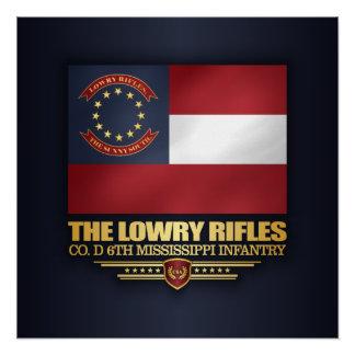 Poster Fusils de Lowry