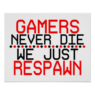 Poster Gamers Respawn