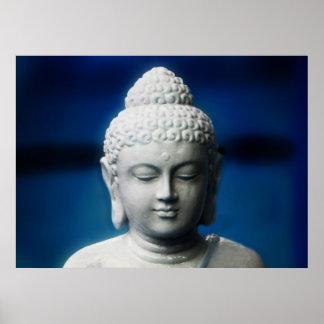 Poster Gautama Buddha a éclairé un
