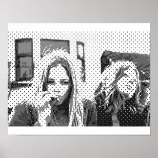 Poster Girl's *Hippie-Actittude*