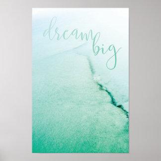 Poster Grand rêveur