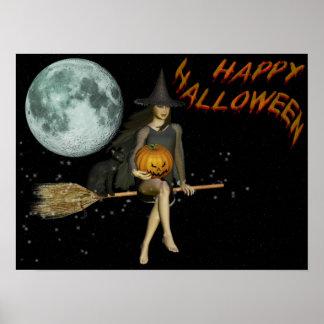 Poster Happy Halloween -