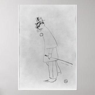 Poster Henri De Toulouse-Lautrec | un docteur de Chambre
