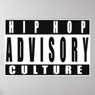 Poster HIP HOP Culture