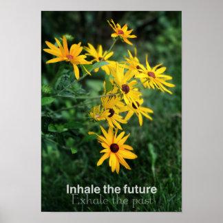Poster Inhalez la future affiche