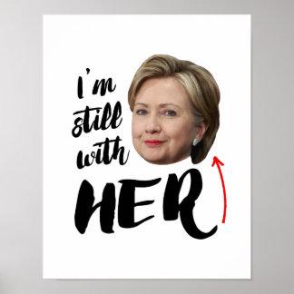 Poster Je suis toujours avec elle - je suis toujours avec