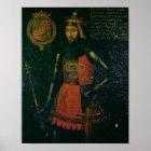 Poster John de décharné, duc de Lancaster