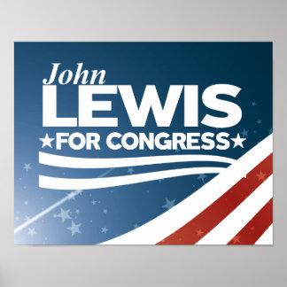 Poster John Lewis