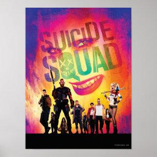 Poster Joker du peloton   de suicide et affiche de film
