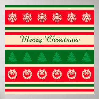 Poster Joyeux Noël