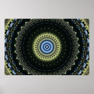 Poster Kaléidoscope 5