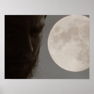 Poster Kayl gardes de lune