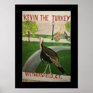 Poster Kevin les cadeaux de la Turquie