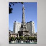 Poster La bande, Paris Las Vegas, hôtel de luxe
