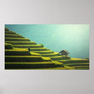 Poster La belle Asie