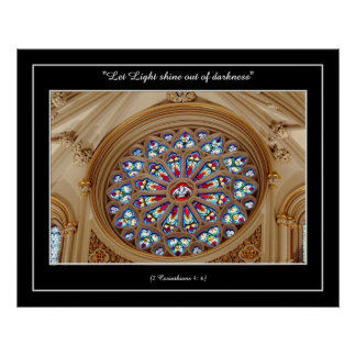 Poster La cathédrale de St Joseph : Buffalo, New York