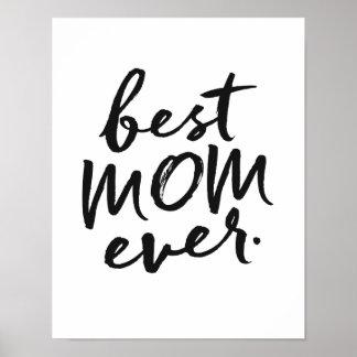 Poster La meilleure maman jamais