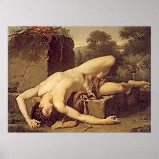 Poster La mort d'Abel
