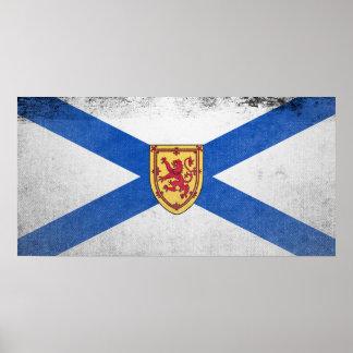 Poster La Nouvelle-Écosse