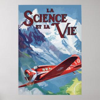 Poster La Science et la Vie (France - 1932)