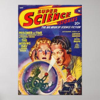 Poster La Science superbe