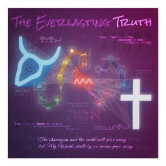 Poster La vérité éternelle