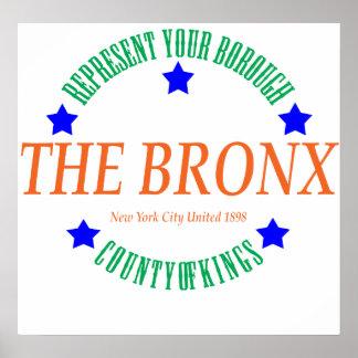 Poster L'affiche 20x16 de Bronx