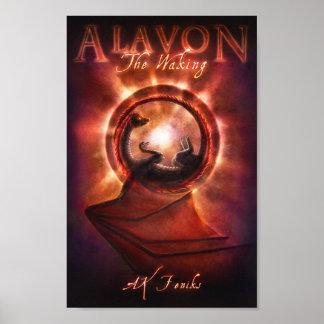 Poster L'affiche de couverture de réveil