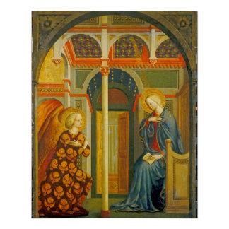 Poster L'annonce, C. 1423-24
