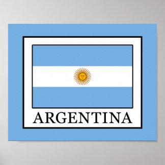Poster L'Argentine