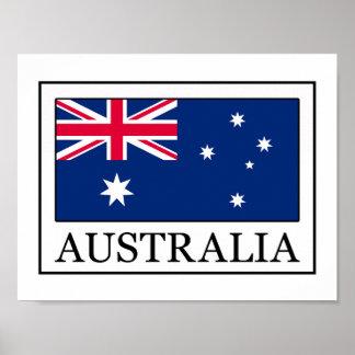 Poster L'Australie
